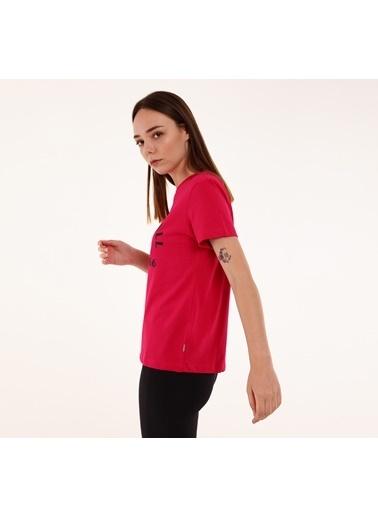 Vans Tişört Kırmızı